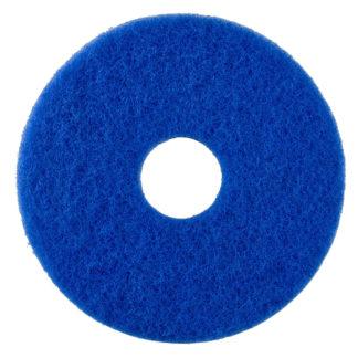 "17"" Blue Floor Pads -0"
