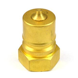 "1/4"" BSP Male Coupling Female Thread - Plug-0"