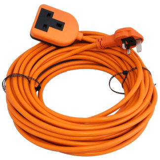 Extension Lead - High Visibility (10m)-0