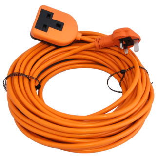 Extension Lead - High Visibility (15m)-0