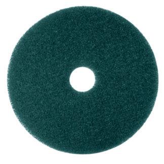 """15"""" Green Floor Pads-0"""