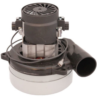 24V, 2 Stage Vacuum Motor with Flange, 116157-0