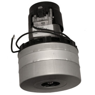 24V, 3 Stage Bypass Motor without Flange-0