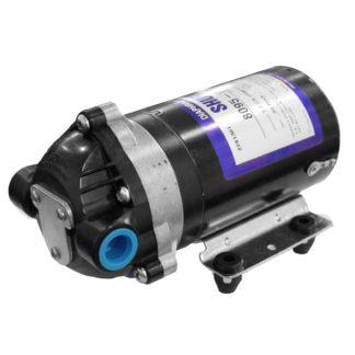 Shurflo Viton Water Pump, 60 PSI, 240 V, 8090-811-250-0