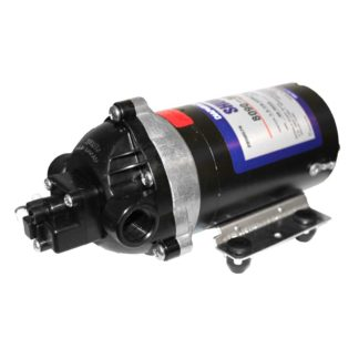 SHURFLO Viton Water Pump, 100 PSI, 230V, 8090- 801- 278-0
