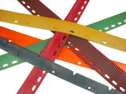 Comac Media 29-32(I) Rear Squeegee Blade 1090 X 45 X 6mm Para 33 Shore Red WCS No. SQCM0039-0