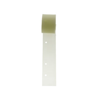 Numatic Model TT4500/4550/TTB4552 Rear Squeegee Blade 850 x 45 x 3 Polyurethane WCS No. SQNU004-0