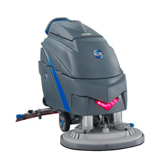 I.C.E. I28BT Scrubber Dryer