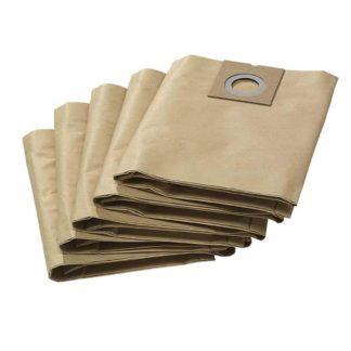 KARCHER Vacuum Cleaner Paper Filter Bags, 69042900-0