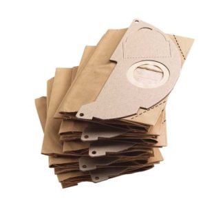 KARCHER Vacuum Cleaner Paper Bags, 69043220