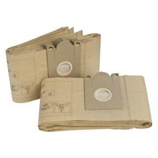 NILFISK Vacuum Cleaner Dust Bags, 1408007020