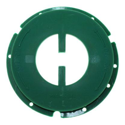 Universal Pad Holder Clip, Green-9706