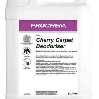 Prochem Cherry Carpet Deodoriser (5L)