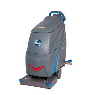 I.C.E. i20NBT-OB Walk- Behind Scrubber Dryer