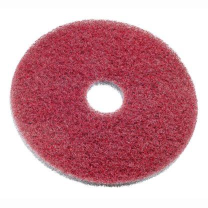 "17"" HTC Twister Diamond Pad Red -0"