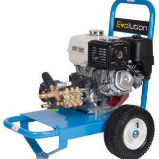 Evolution 1 Petrol Engine Driven Pressure Washer 16LPM-0
